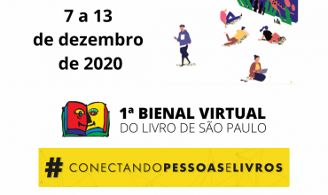 1ª Bienal Virtual do Livro de SP